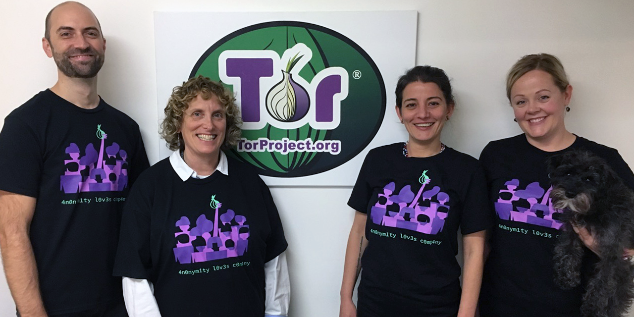 Tor Seattle Office with Shari