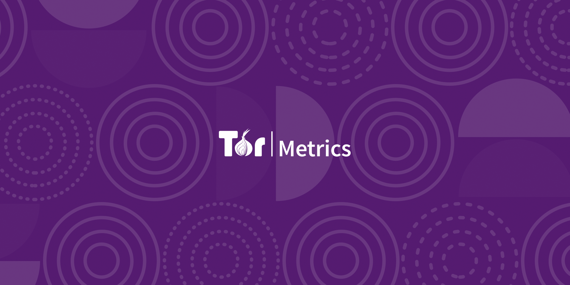 Collecting, Aggregating, and Presenting Data from The Tor Network